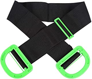 Lifting Straps Adjustable Lifting and Moving Straps,for Furniture Mattresses Boxes or Anything Heavy Bulky or Awkward Items
