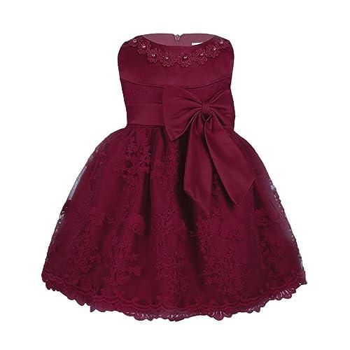 Toddler Red Dress