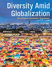 Diversity Amid Globalization: World Regions, Environment, Development Plus MasteringGeography with Pearson eText -- Access...