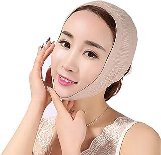 GYZ フェイスマスクで眠る薄い顔フェイスリフトフェイスリフトアーティファクトスモールフェイスVフェイスリフト付きフェイスフェイス包帯引き上げジョーセット Thin Face Belt