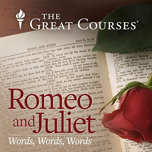 Romeo and Juliet: Words, Words, Words audiobook cover art
