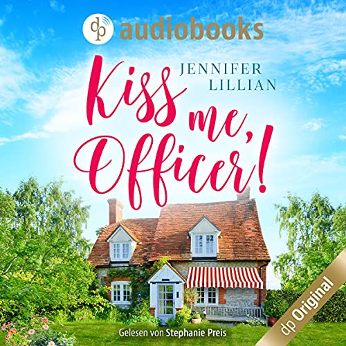 Kiss me, Officer! (German edition) cover art