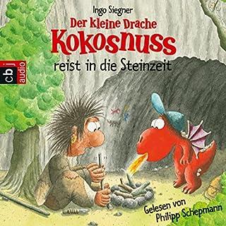 Der kleine Drache Kokosnuss reist in die Steinzeit Titelbild