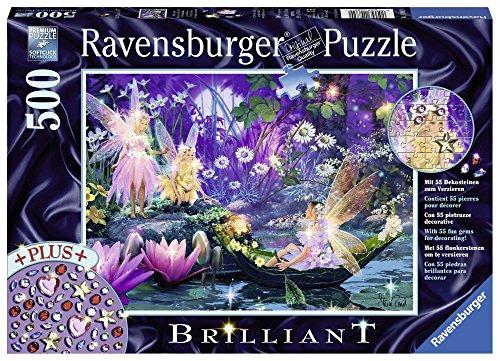 Ravensburger Puzzle 14882 - Im Feenwald - 500 Teile