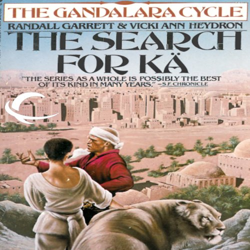 The Search for Ka audiobook cover art