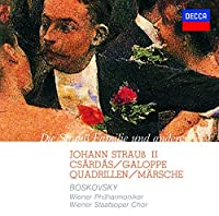 Johann Strauss 2: Csardas. Galoppr. by Willi Boskovsky