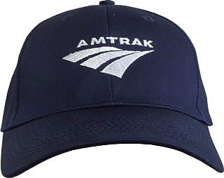 Daylight Sales Amtrak Travelmark Embroidered Hat [hat252] Black