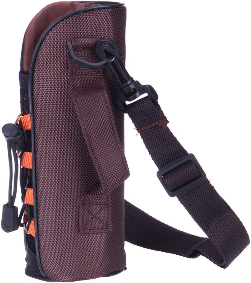 caralin Water Bottle Carrier Heat Case Selling and selling Cover Bag Pouch Max 49% OFF Insulated