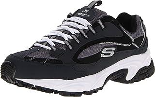حذاء ستامينا نووفو كتباك المرتفع ذو اربطة رياضي للرجال من سكيتشر