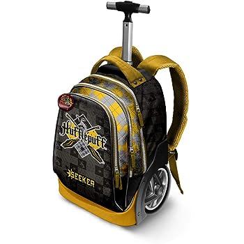 42 liters Harry Potter Quidditch Hufflepuff-GT Travel Trolley-Rucksack Sac /à Dos Loisir Jaune