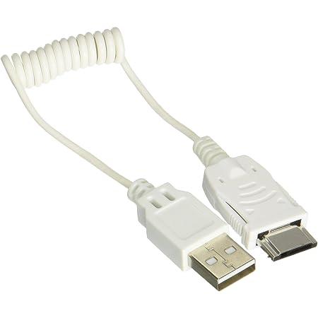 コアウェーブ FOMA/SoftBank用USB充電ケーブル CW-110F