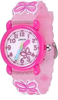 Kids Watch, 3D Cute Cartoon Waterproof Silicone Watch for Girl and Boy,Children Toddler Wrist Watches