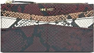 Slim Colorblock Wallet, Multi