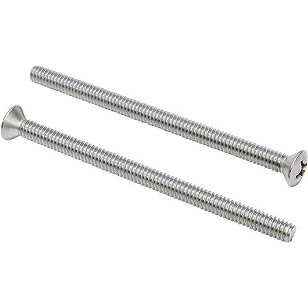 Hard-to-Find Fastener 014973299354 Phillips Round Machine Screws 1//4-20 x 1-Inch
