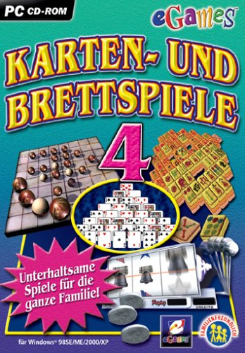 eGames Karten- und Brettspiele 4