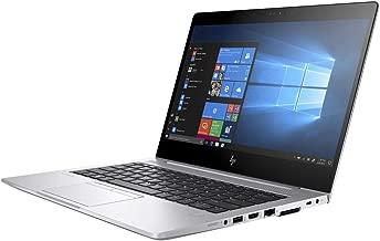 HP Elitebook 830 G5 13.3 Inch 256GB SSD 1.8GHz i7 8GB RAM (Windows 10 Pro, Intel UHD Graphics 620, Silver) 3PY97UT#ABA