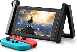 Stand for Nintendo Switch, Portable and Adjustable Car Holder and Playstand for Nintendo Switch