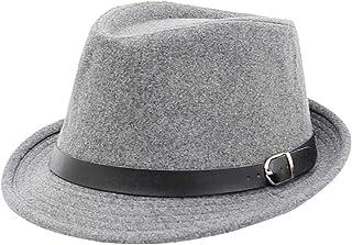 Hat To Socks Cappello a Bombetta Rigido Lana Nero