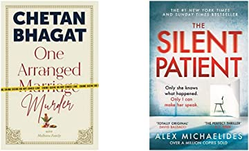 One Arranged Murder+The Silent Patient(Set of 2 books)