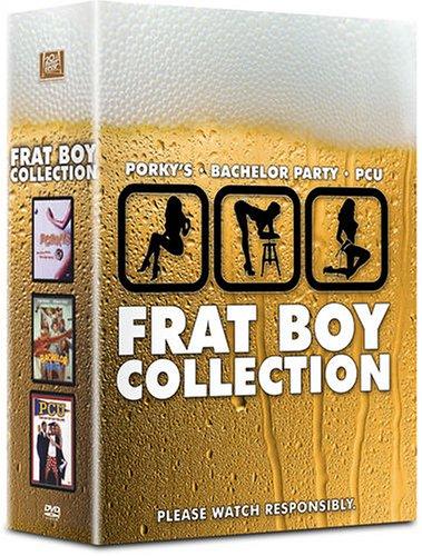 Frat Boy Collection: Porky's, Bachelor Party, PCU