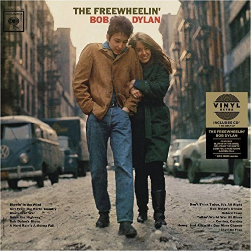 The Freewheelin' Bob Dylan [Vinilo]