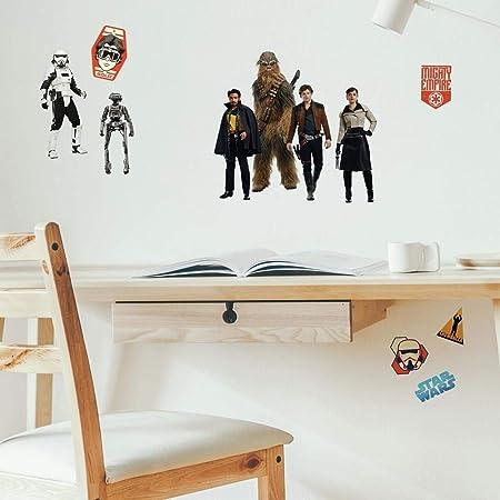 Roommates Star Wars Han Solo Wall Decals Amazon Com