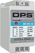 Phase Converter for 7.5 HP Motor (7.5-10HP), Digital Phase Converter, 1 Phase to 3 Phase