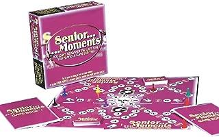 Senior Moments Board Game