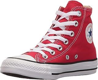 Zapatillas CONVERSE en color rojo baratas en 2021