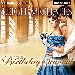 The Birthday Scandal cover art