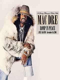 Mac Dre Romp in Peace Poster