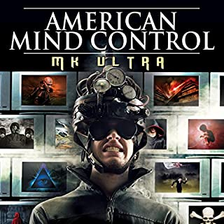American Mind Control audiobook cover art