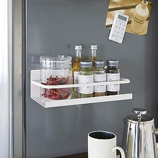 Support de paroi latérale pour étagère latérale de support de réfrigérateur Multifonctionnel sans poinçonnage Fournitures ...