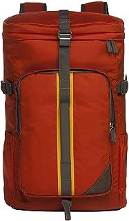 Targus TSB84508EU Seoul Backpack for Unisex - Nylon Orange