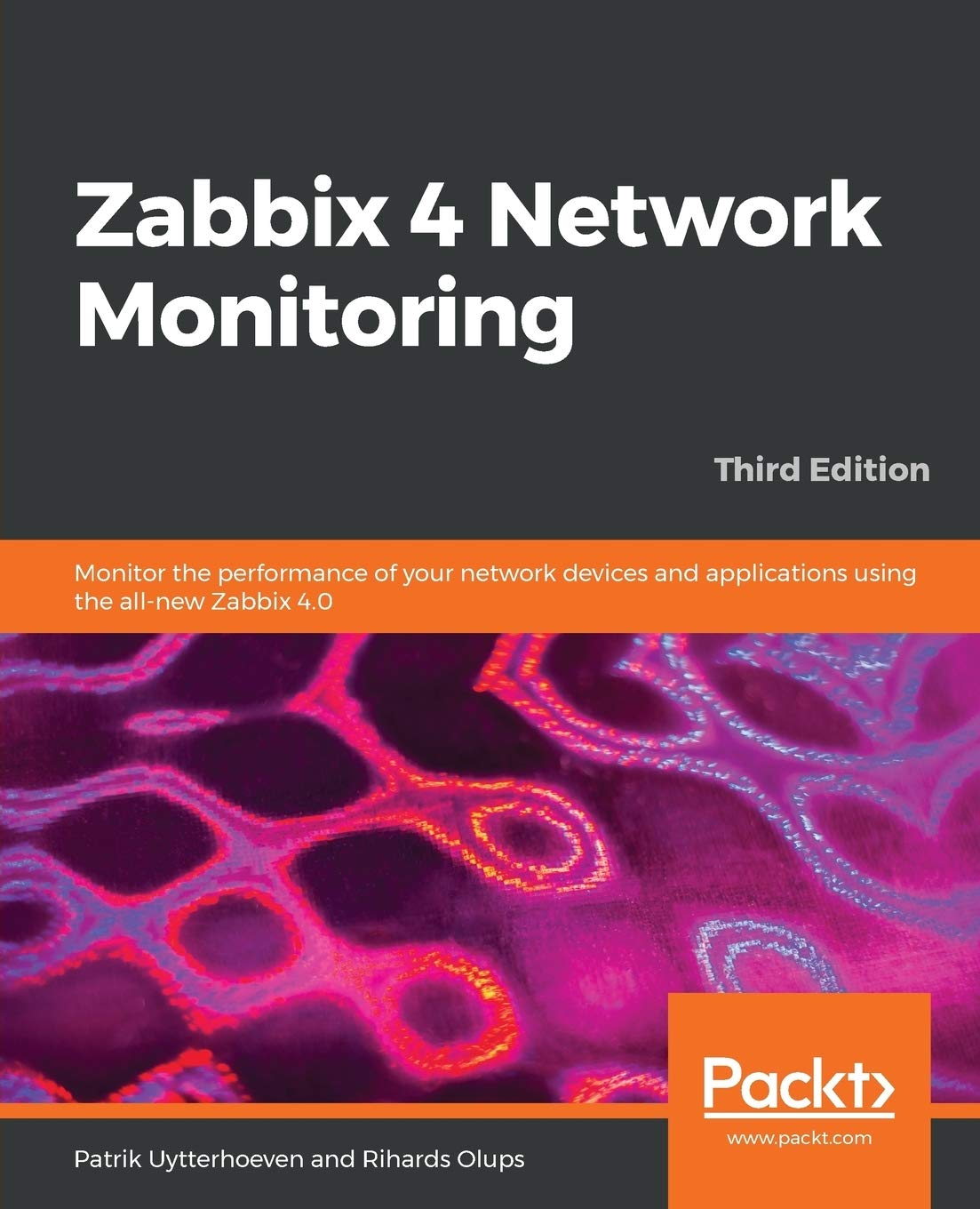 Image OfZabbix 4 Network Monitoring: Monitor The Performance Of Your Network Devices And Applications Using The All-new Zabbix 4.0...
