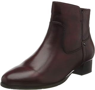 MARIPE Femmes Plateforme-bottine taille 40; noir; en cuir lisse NEUF