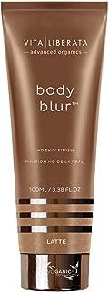 Vita Liberata Body Blur HD Skin Finish   Self Tanning Lotion   Instant Fake Tan & Body Makeup   Natural & Organic Tanning Lotion   Self Tan Lotion   Fake Tan Body Makeup   100ml