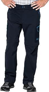 Jack Wolfskin Activate Light Zip Off Pantalon - Pantalons - Activate Light Zip Off Pantalon - pour Hommes