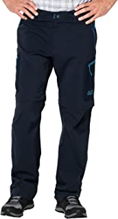 Jack Wolfskin Activate Light Zip Off Pantalon - Pantalons - Activate Light Zip Off Pantalon - pour Hommes