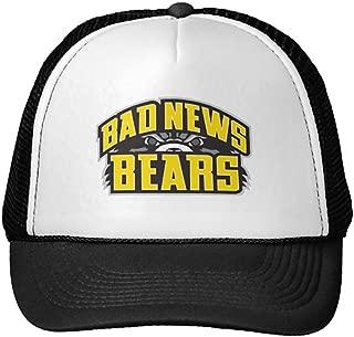 Bad News Bears Hat Black