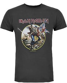 c43b31b7572 Amazon.co.uk: Iron Maiden - Tops & Tees / Band T-Shirts & Music Fan ...