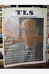 TLS, THE TIMES LITERARY SUPPLEMENT SEPTEMBER 19 1997 Hardcover