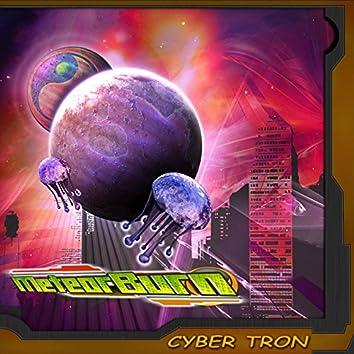 Meteor Burn - Cyber Tron EP