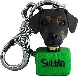 portachiavi personalizzati regali personalizzati con faccia e nome Portachiavi Medaglietta per cani Regalo per fidanzato S...