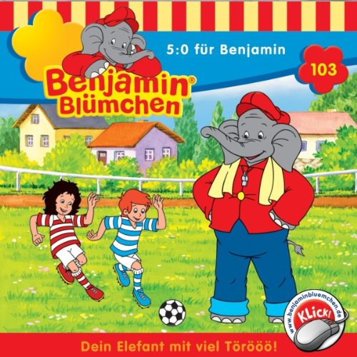 5:0 für Benjamin audiobook cover art