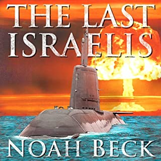 The Last Israelis audiobook cover art