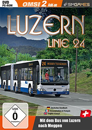 OMSI 2 - Luzern Linie 24 (Add-On)
