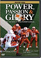 Power Passion & Glory [DVD] [Import]