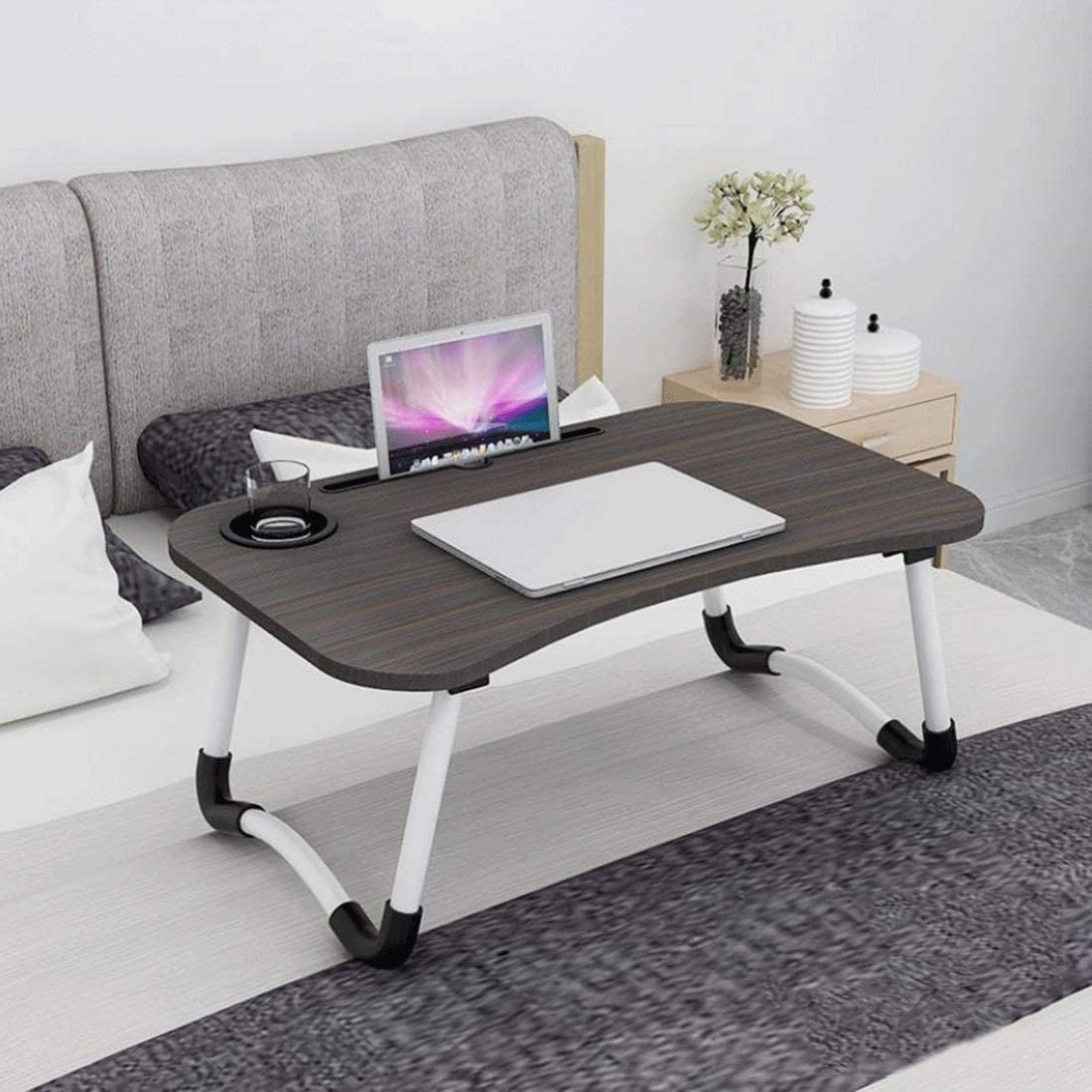 Sale Special Price JYQ-SZRQ Laptop Outlet SALE Table Lap Standing Desk Bed and Sofa Breakfa for