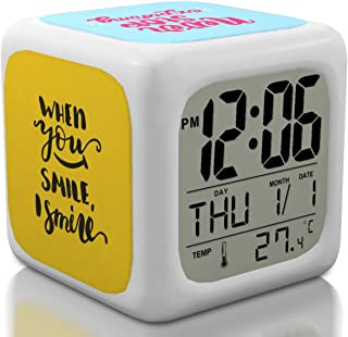 cute alarm clock radio